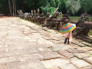 Top 5 Angkor Temples with kids