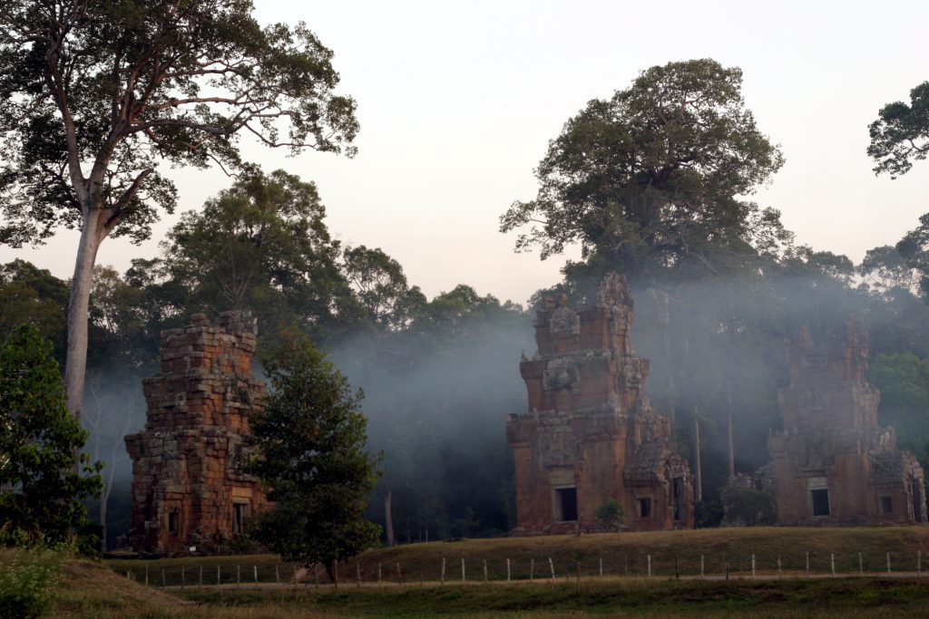 Khleang in Angkor Thom