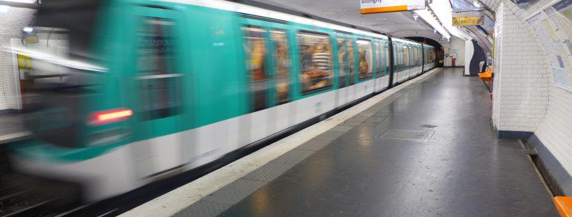 Paris Public Transport in Style
