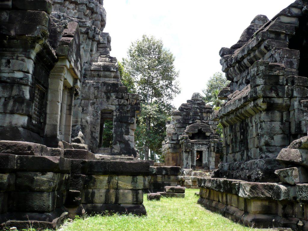 Wat Athvea in Siem Reap