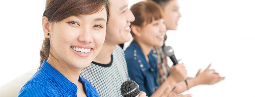 Karaoke in Cambodia