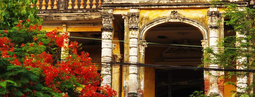 Phnom Penh Historic Building