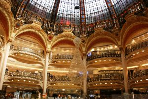 Department Stores in Paris