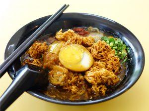 Singapore Lor Mee