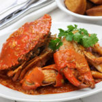 Singapore Chilli Crab is Sweeter than Hot