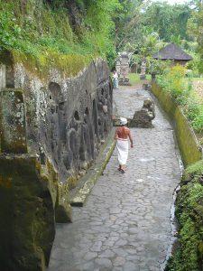 Bali Yeh Pulu Rock Carvings
