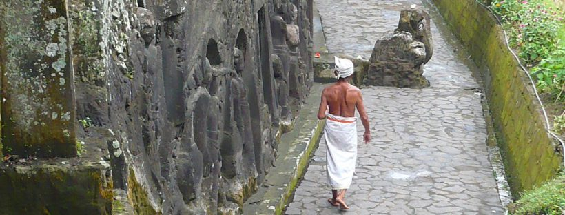 Bali Yeh Pulu Rock Carvings