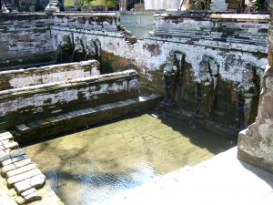Bali Goa Gajah pools