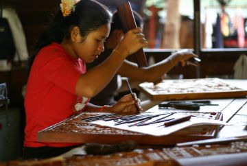 Souvenir Shops in Siem Reap