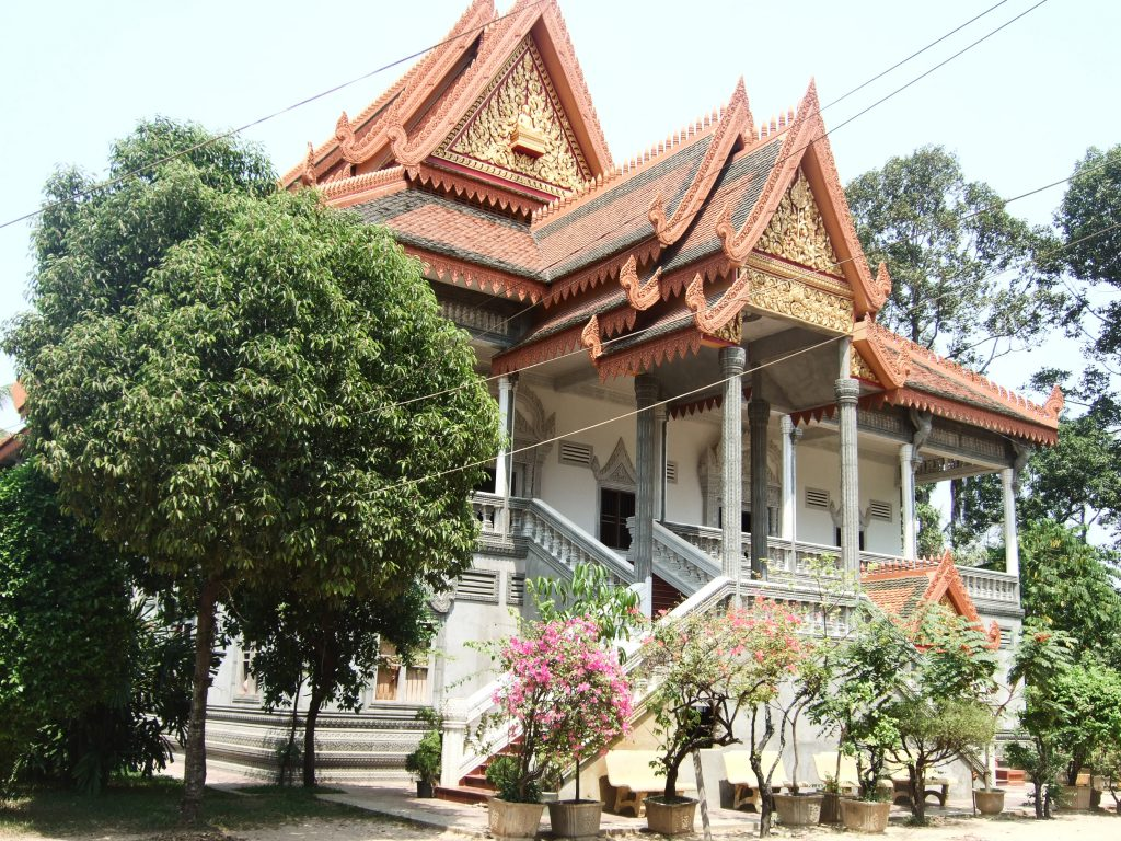 Wat Bo in Siem Reap