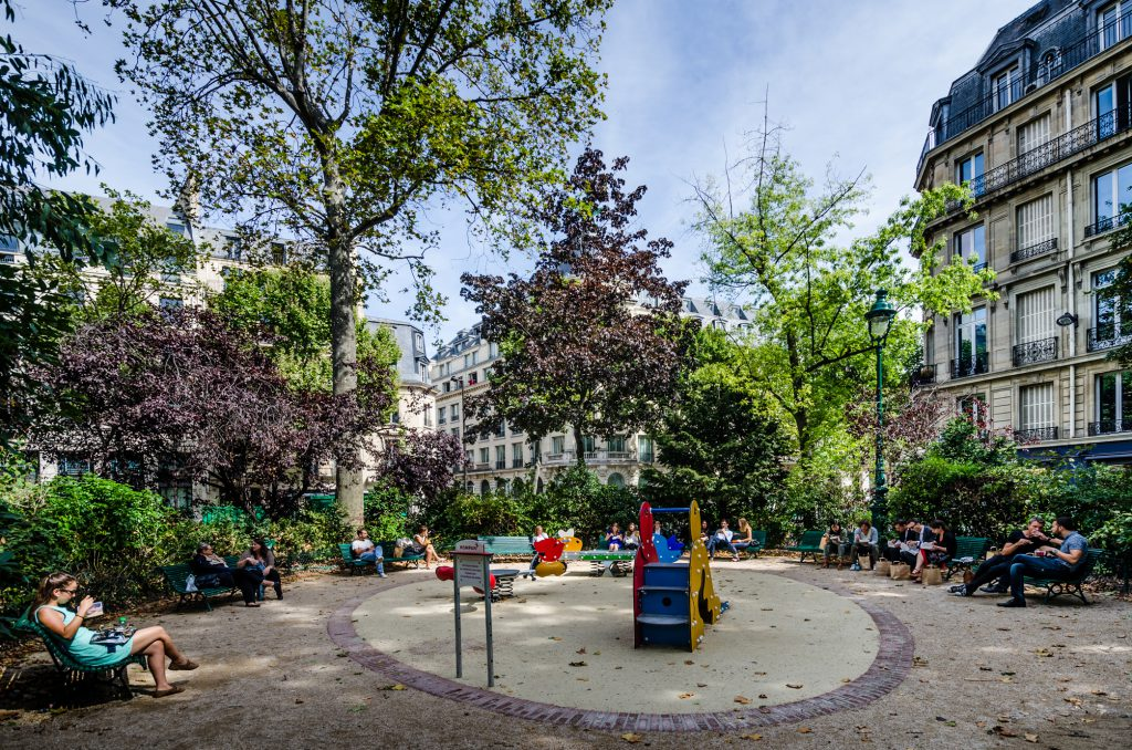 Paris Playground