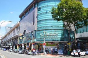 Mustafa Centre in Singapore