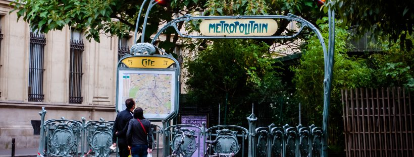 How To Navigate Paris Public Transport in Style