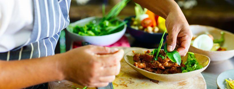 Traditional Khmer Cuisine