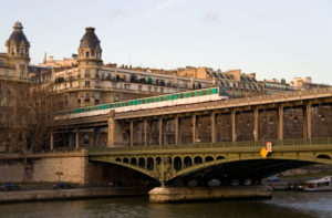 Paris Metro Line 6 Viaduc