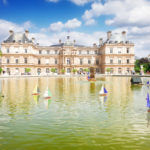 Taking the Kids Sailing at the Jardin du Luxembourg in Paris