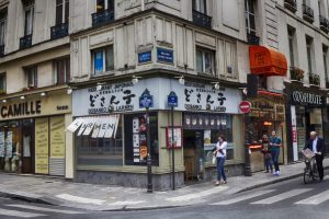 Rue Saint Anne Japanese Restaurants Paris
