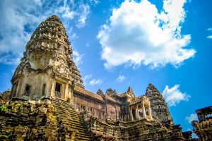 A few hours in Angkor