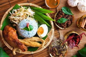 Traditional restaurants in Kampong Glam Singapore