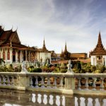 The Royal Palace of Phnom Penh: an Island of Peace in the City's Bustle