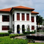 The Malay Heritage Centre in Singapore's Kompong Glam