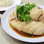 Getting Fat on Chicken Rice in Singapore
