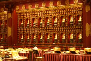 Buddha Tooth Relic Hundred Dragons Hall