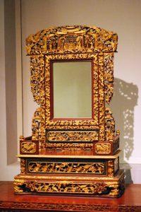 Peranakan mirror